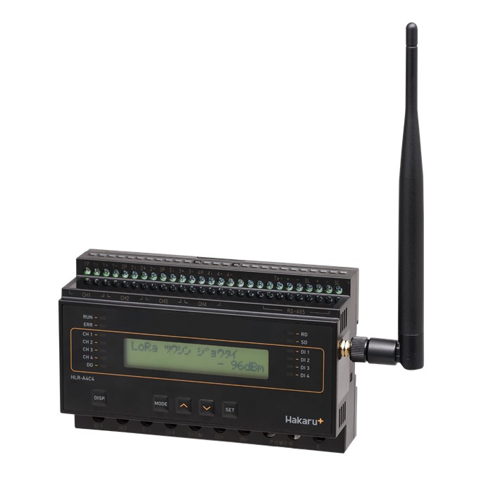 LoRa無線機 多機能モデル