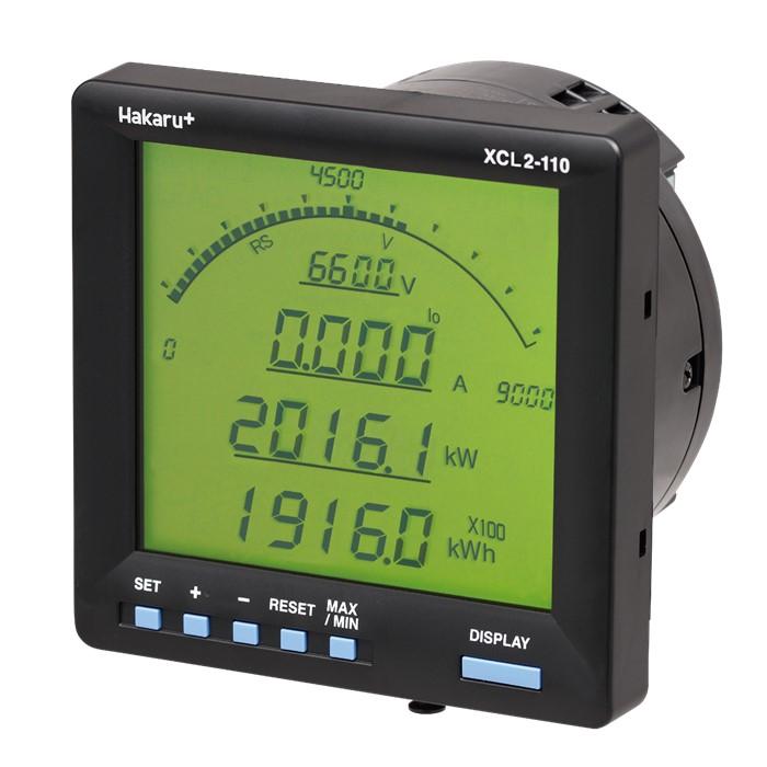過負荷・漏電検出タイプ XCL2-110