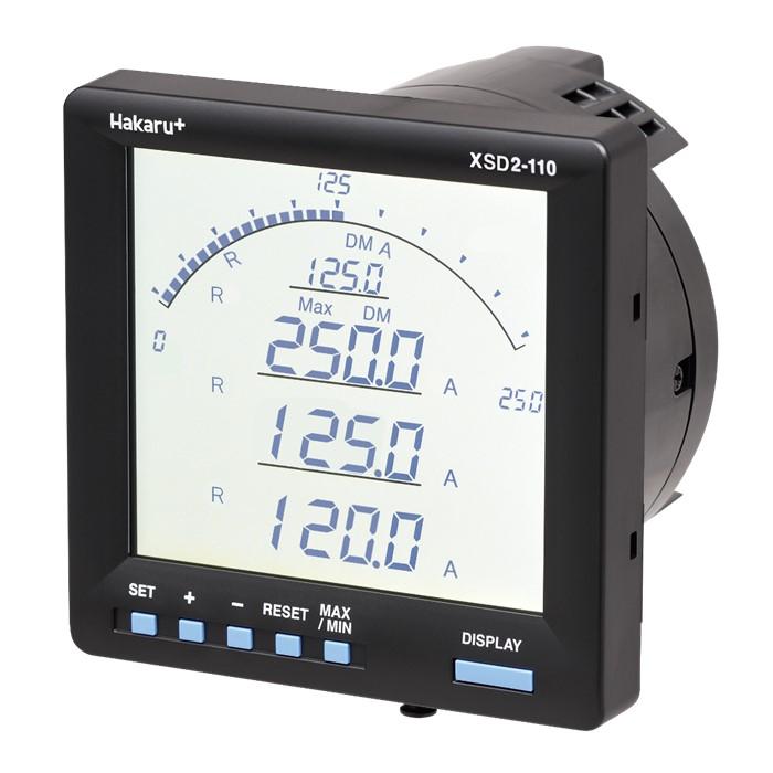 電子式マルチメータ デマンド電流計測タイプ XSD2-110