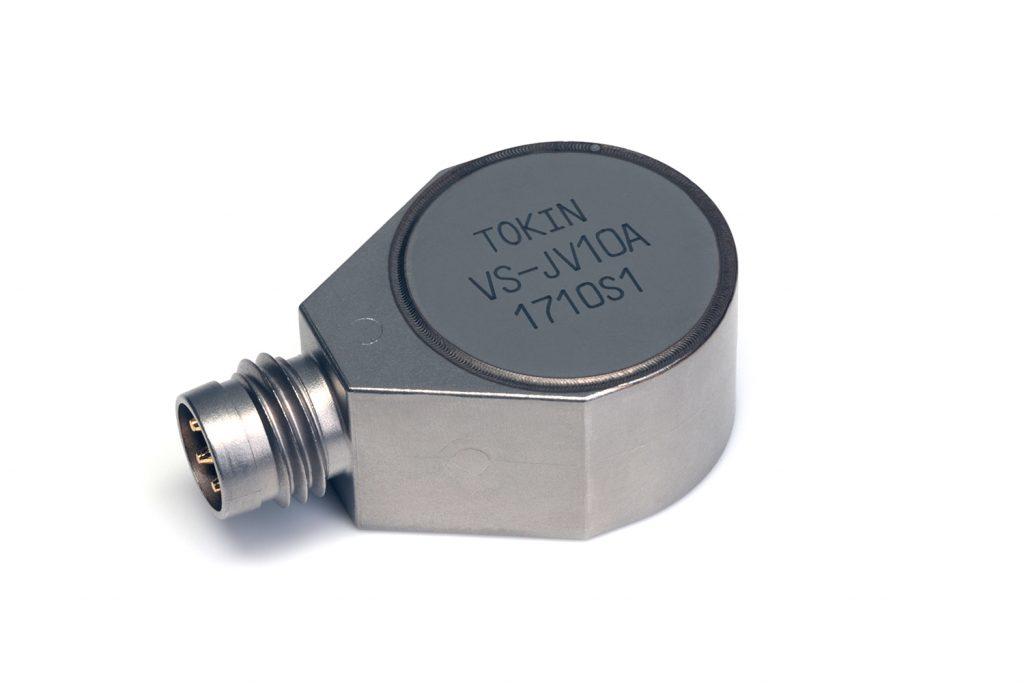 耐油・防水型 圧電式振動センサ VS-JV10A