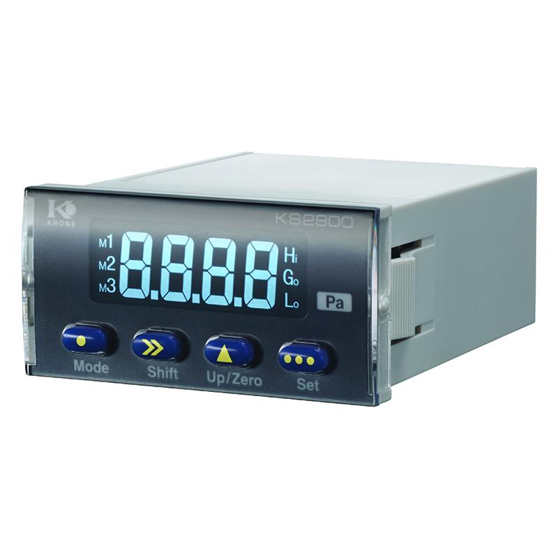 デジタル微差圧計 KS2900