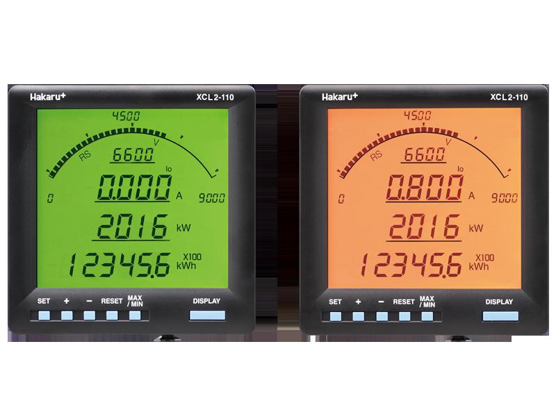 サーマルリレーと漏電火災警報器の機能を追加!過負荷・漏電計測が可能なマルチメーター!