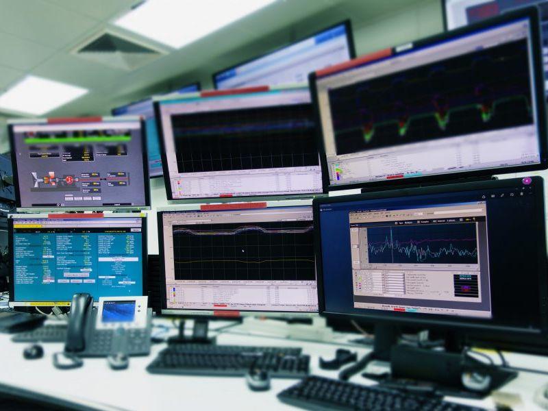 中央監視装置にアナログ信号をLoRa無線伝送!