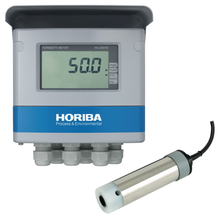 水質監視センサ(濁度・SS)HU-200TB-IM / SS-150