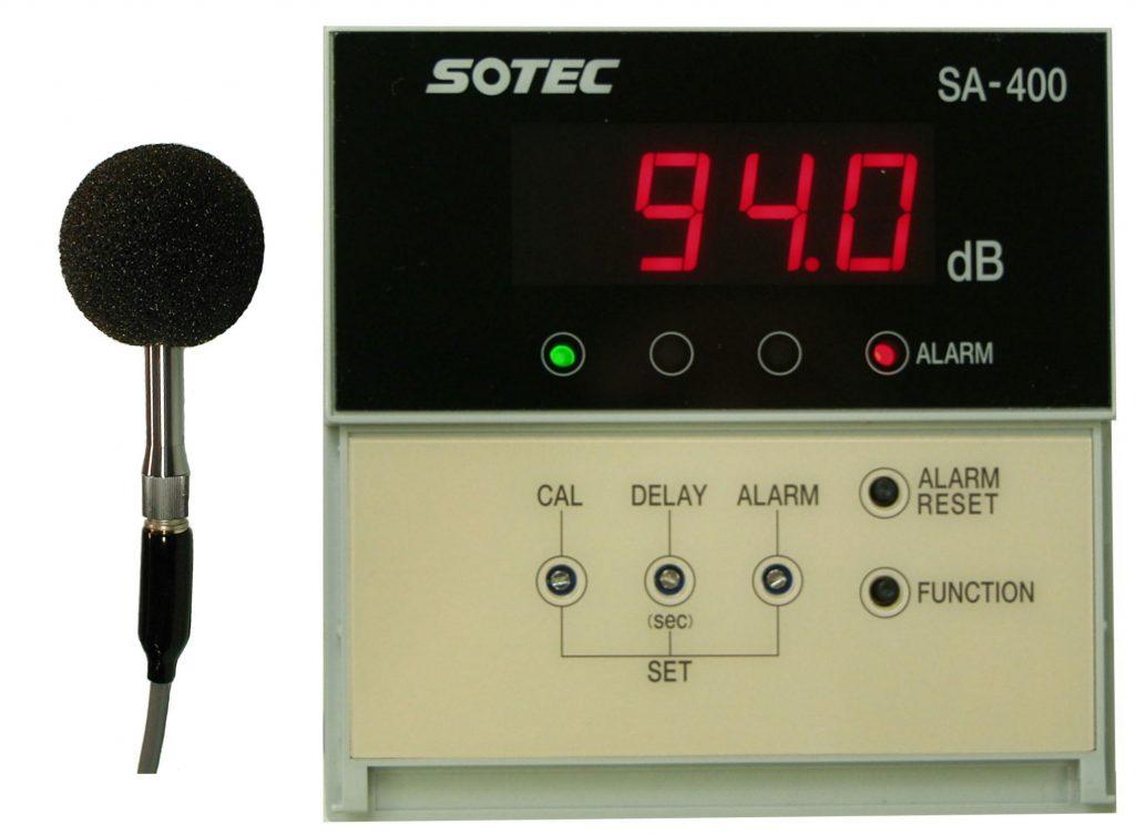 騒音警報器 SA-400