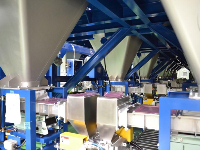 原料タンク計量機の重量データをLoRa無線機で遠隔監視!